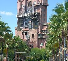 Hollywood Tower Hotel by BethTryon