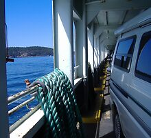 Life Aboard the Ferry by BethTryon