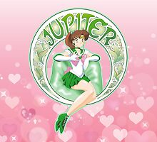 Sailor Jupiter by Rickykun