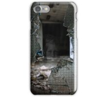 Behind Closed Doors iPhone Case/Skin