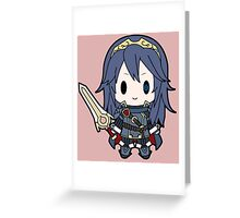 Lucina Chibi Greeting Card