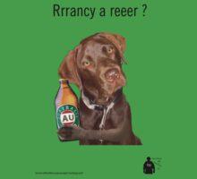 Rrrancy a reeer ? - Bulletproof Street T-Shirt