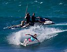 Andy Irons At Billabong Pipe Masters 09 by Alex Preiss