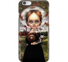Victoire & Hugo iPhone Case/Skin