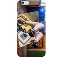 Freya Mirror Legs iPhone Case/Skin
