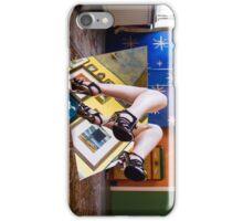 Freya Mirror Legs iPhone Case/Skin
