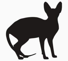 Sphynx cat by Designzz