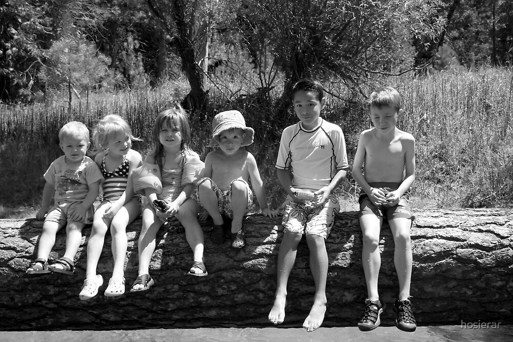 Childhood Memories by hosierar