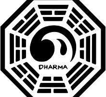 Dharma Wave Logo by LotsOfLowe