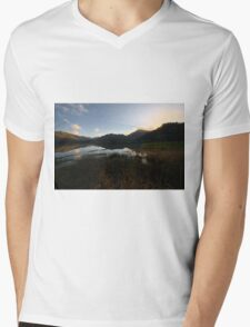 Ullswater Mens V-Neck T-Shirt