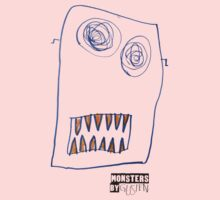 Monsters By Gusten #1 One Piece - Short Sleeve