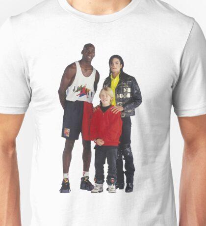 Jordan, Jackson, Culkin Unisex T-Shirt