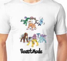Beast Mode Pokemon Shirt Unisex T-Shirt