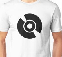 Disc vinyl Unisex T-Shirt