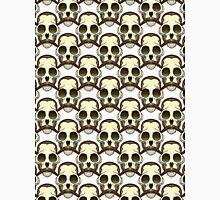 Gentleman Monkey Skull Theme Unisex T-Shirt
