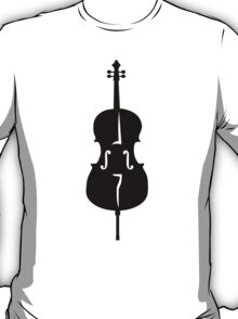 Cello instrument T-Shirt