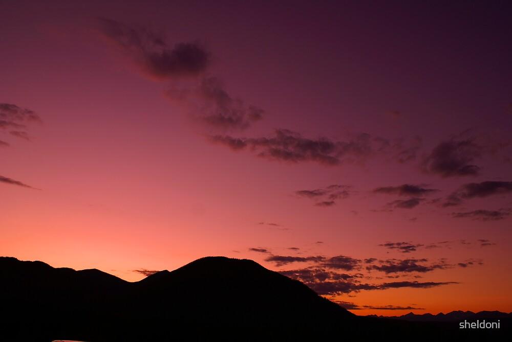"""Big Sky Country"" by sheldoni"
