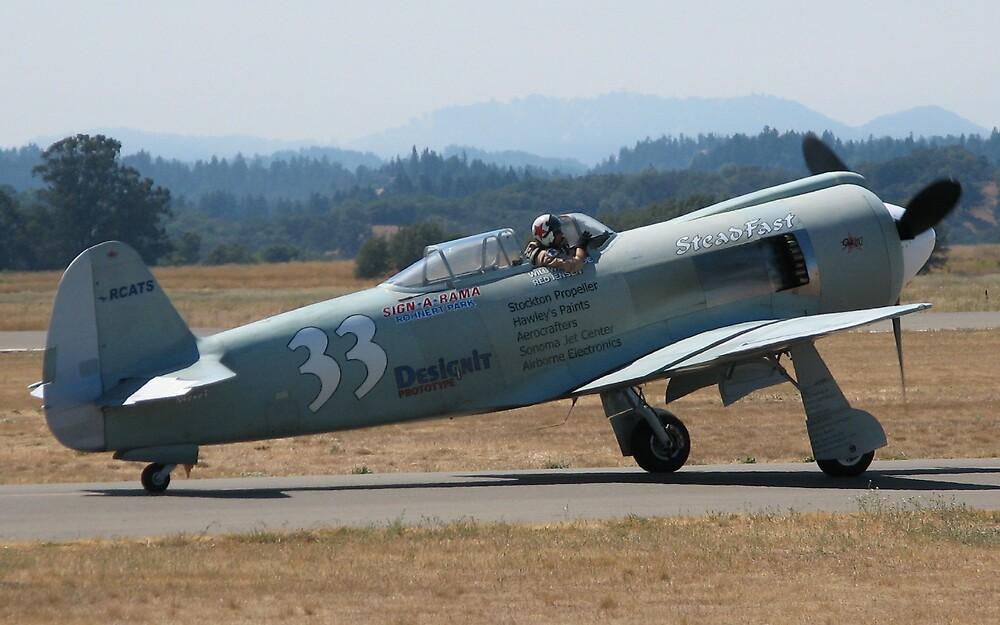 Reno Racing Yak 3U-R2000 by planecrazy1969