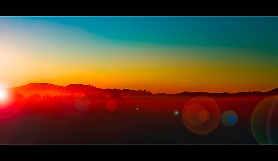Morning Serenity by Samantha Cole-Surjan