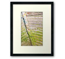 Erosion2 Framed Print