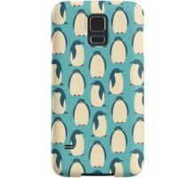 Happy penguins Samsung Galaxy Case/Skin