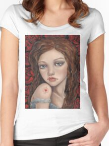 Leannan Sidhe Women's Fitted Scoop T-Shirt