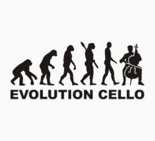 Evolution Cello by Designzz