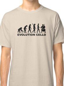 Evolution Cello Classic T-Shirt