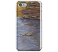 Above Wolf Creek Falls iPhone Case/Skin