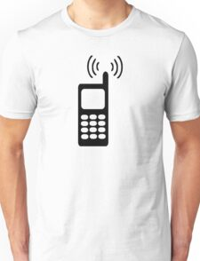 Cell phone Unisex T-Shirt