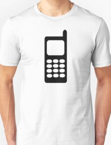 Cell phone mobile Unisex T-Shirt