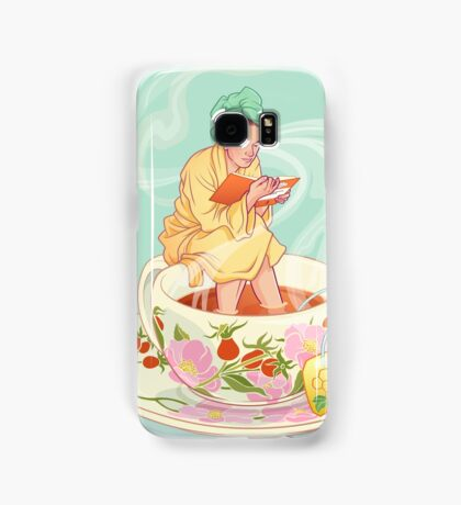 Cure for the common cold Samsung Galaxy Case/Skin