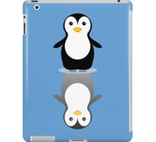 LONELY PENGUIN REFLECTING iPad Case/Skin