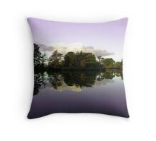 Tooradin Reflections Throw Pillow