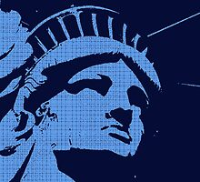 LADY LIBERTY by IMPACTEES