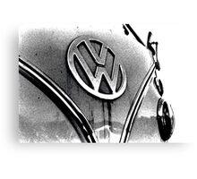 Volkswagen Camper Van Canvas Print