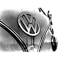 Volkswagen Camper Van Photographic Print