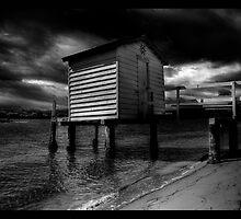 The wheelhouse by Jeff Davies