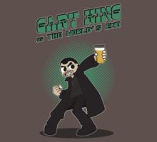 Gary King vs The World's End - Green One Piece - Short Sleeve