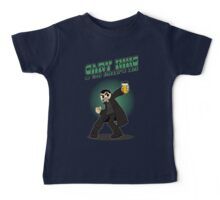 Gary King vs The World's End - Green Baby Tee