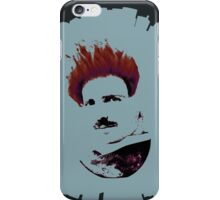 Nicola Tesla Punk Tea iPhone Case/Skin