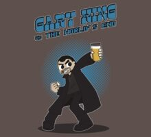 Gary King vs The World's End - Blue One Piece - Short Sleeve
