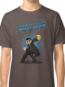 Gary King vs The World's End - Blue Classic T-Shirt