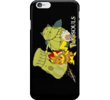 Snorlax & Pikachu iPhone Case/Skin