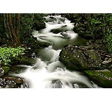 Smoky Mountain Stream Photographic Print