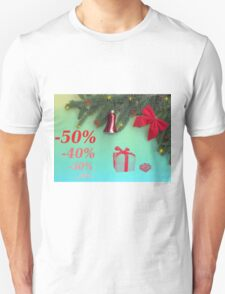 Holidays discount Unisex T-Shirt