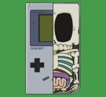 Game Boy Dissected B Baby Tee