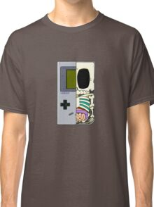 Game Boy Dissected B Classic T-Shirt