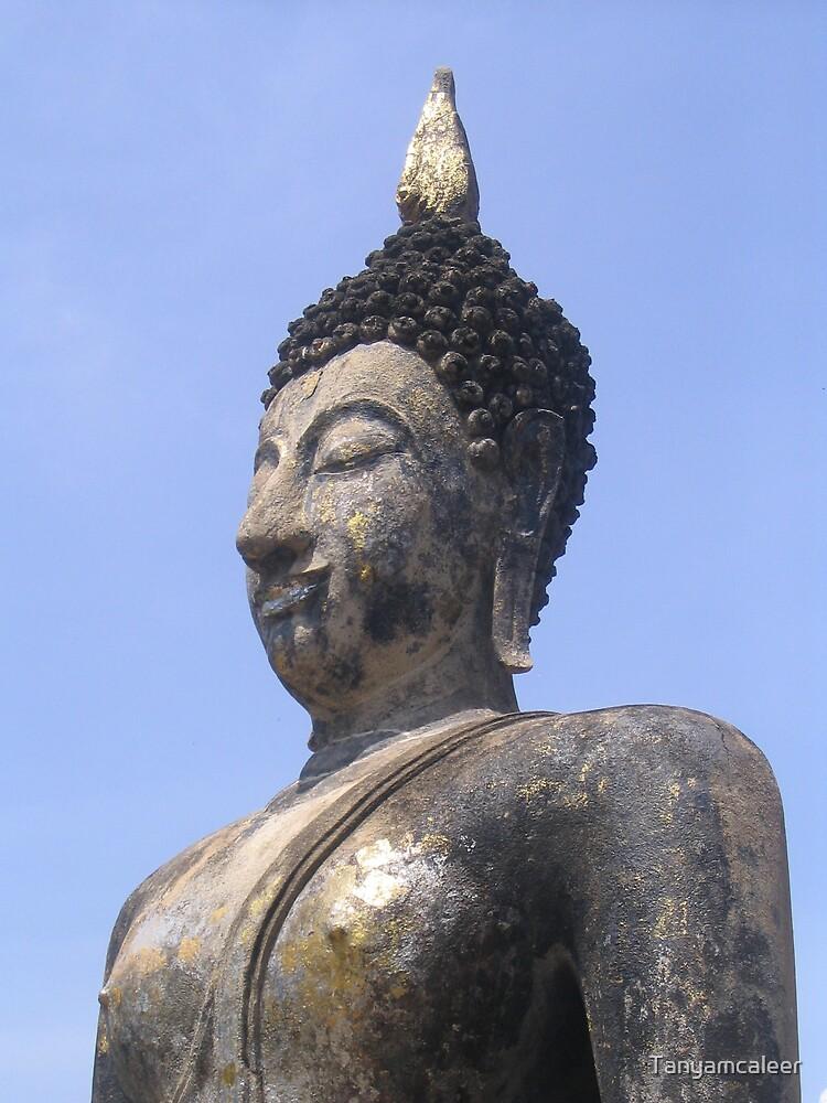 Sukothai, Thailand by Tanyamcaleer
