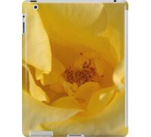 Mellow Yellow iPad Case/Skin